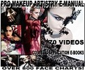 Thumbnail 800 MAC FACE CHART + BIBLE MAKEUP ARTIST MANUAL 70 VIDEOS!